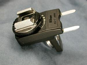 ニコンF3用ガンカプラーAS-7
