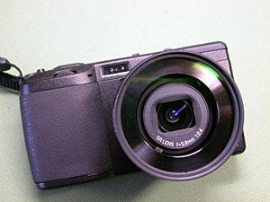 GR DIGITAL + Stepup Ring 37→52 + Nikon L37c Filter