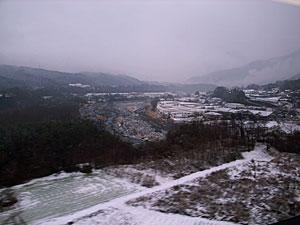 上越新幹線車窓から 高崎・越後湯沢間 GR DIGITAL