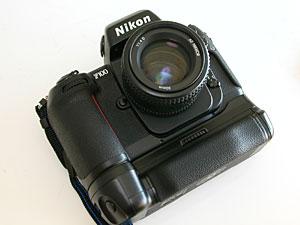 Nikon F100 + MB-15 + Ai AF NIkkor 50mm F1.4D