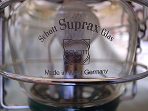 Schott Suprax Glas