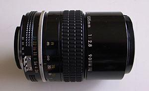 Ai Nikkor 135mm F2.8