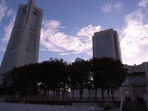 横浜美術館:GR DIGITAL、28mm相当、1/800、F4.5、ISO100、マニュアル露出