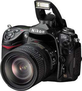 Nikon D700 from focus-numerique.com