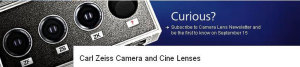 Curious? Subscribe to Camera Lens Newsletter and be the first to know on September 15
