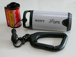 SONY GPS-CS1K and Kodachrome 200 (KL)