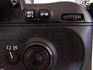 Nikon F100 + MF-29