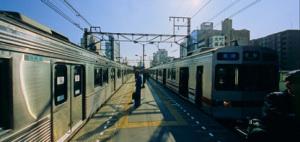 東急東横線旧桜木町駅(Panorama Tools Plug-insで処理)