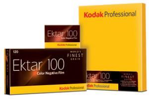 コダック プロフェッショナル エクター100 カラーネガフィルム:Kodak Ektar 100