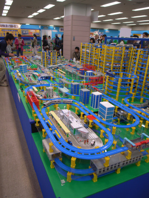 2010プラレール博 in TOKYO(東京・池袋、サンシャイン60)