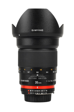 SAMYANG 35mm f/1.4 Aspherical IF