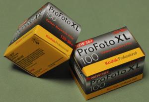 Kodak ProFoto XL 100 films(135-36)