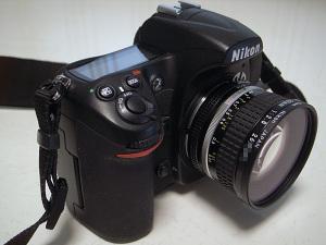 Nikon D300 + Ai Nikkor 20mm F2.8S + L37c