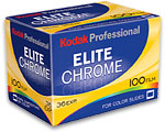 KODAK PROFESSIONAL ELITE   Chrome 100 Film