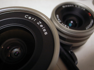 Carl Zeiss Biogon 21mm F2.8 and Biogon 28mm F2.8