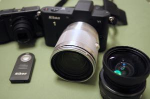 Nikon 1 V1 + 1 NIKKOR VR 10-100mm f/4-5.6(シルバー)、Ricoh GR DIGITAL、1 NIKKOR 10mm f/2.8 + Ricoh GW-1 + 八仙堂40.5→37mmステップダウンリング、ML-L3