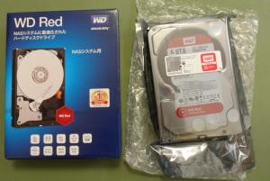 Western Digital WD60EFRX 6TB HDD