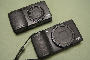 Ricoh GR and GR DIGITAL