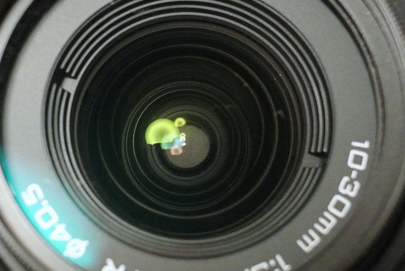1 NIKKOR VR 10-30mm f/3.5-5.6 絞り故障