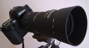 AI AF Zoom-Nikkor 80-200mm f/2.8D ED <NEW> + Nikon F100