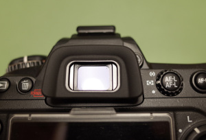 Nikon D300S + DK-20C + DK-20