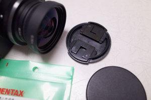 Nikon 1 V1 + 1 Nikkor 10mm f/2.8 + GW-1 + Pentax 49mm径レンズキャップ