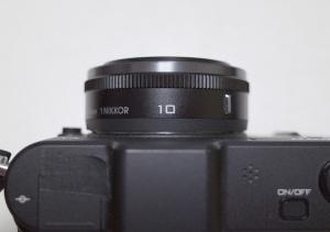 Nikon 1 V1、1 NIKKOR 10mm f/2.8