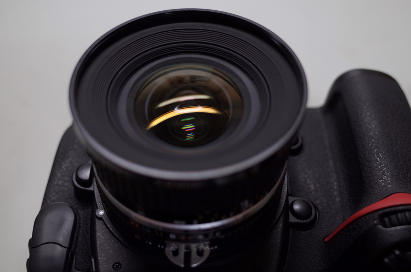 Ai Nikkor 20mm F2.8S(RoHS準拠のエコガラスにすべて交換)