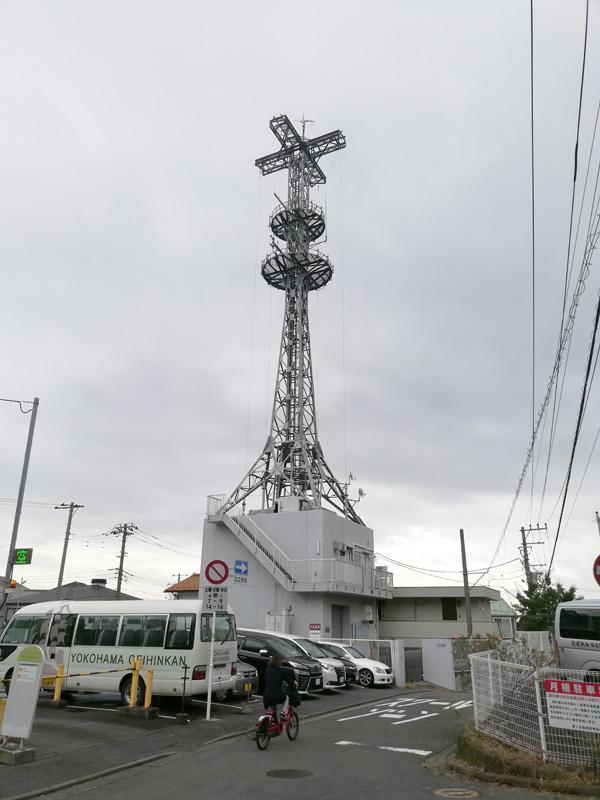 アールエフラジオ日本野毛山無線基地(横浜市西区):Huawei P20 lite(ANE-LX2J)、3.81mm(35mm版26mm相当)、F2.2開放、1/157.4秒、ISO50、プログラムAE、AWB