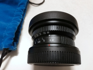 "ピントリングの動かない""8mm F3.8 +Gift Suit For Micro Four Thirds Mount Camera Fish-eye C mount Wide Angle Fisheye Lens Focal length Fish eye Lens"""
