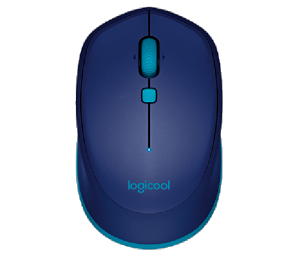 Logicool M337 Bluetooth Mouse(Windows、Mac、Chrome OSおよびAndroid用
