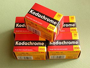 Kodak Kodacrome 200 (KL)