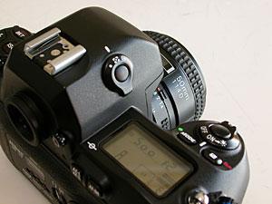 Nikon F100 + Ai AF Nikkor 50mm F1.4D