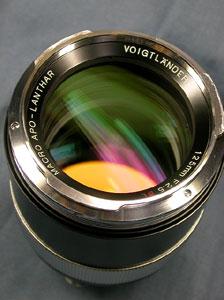 Voigtlander Macro Apo-Lanthar 125mm F2.5SL (for Nikon Ai-S)