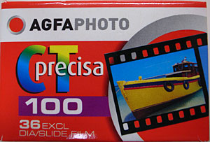 AGFA CT precisa 100 film