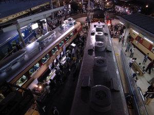 鉄道博物館:GR DIGITAL、21mm相当、1/14sec、F2.4、ISO100、絞り優先AE、マニュアルISO感度
