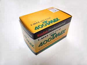 KODAK PROFESSIONAL T-MAX400 Films (TMY)