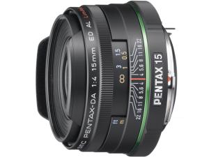 smc PENTAX DA 15mm F4 ED AL Limited