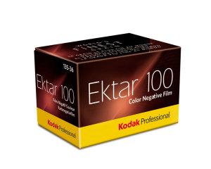 Kodak EKTAR 100 Color Negative Film