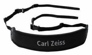 Carl Zeiss Camera strap with patented air cell padding