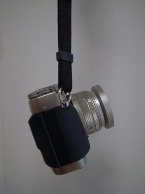 通常だと上を向いてしまうCONTAX G1 + Carl Zeiss Biogon T* 28mm F2.8 + GG-1