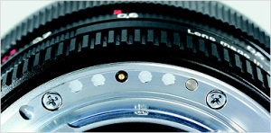 Carl Zeiss ZK-Lens detail
