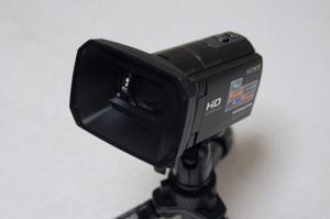 SONY HDR-CX590V + HOOD ASSY(385),LEN X25834381