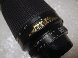 Ai AF Zoom-Nikkor ED 70-300mm F4-5.6D