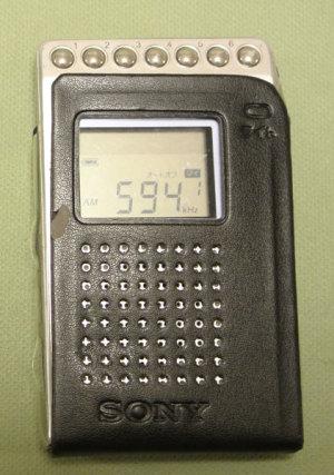 SONY ICF-R350