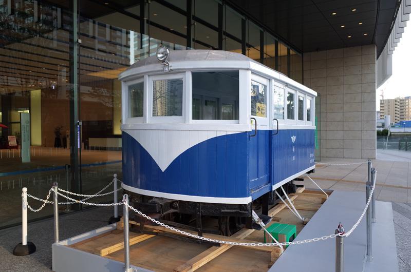 台湾精糖株式会社巡回車(原鉄道模型博物館前):Ricoh GR、18.3mm(35mm版28mm相当)、F3.5、1/60秒、プログラムAE、ISO-AUTO(ISO 100)、AWB、画像設定:スタンダード、スポットAF