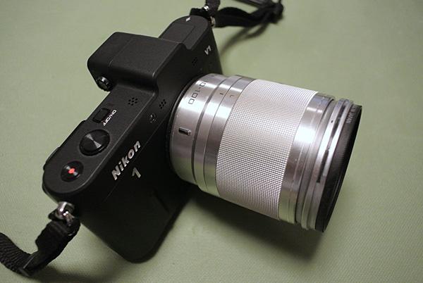 1 NIKKOR VR 10-100mm f/4-5.6 with Nikon 1 V1(Nikon 1 V1 + 1 NIKKOR 10mm f/2.8で撮影)