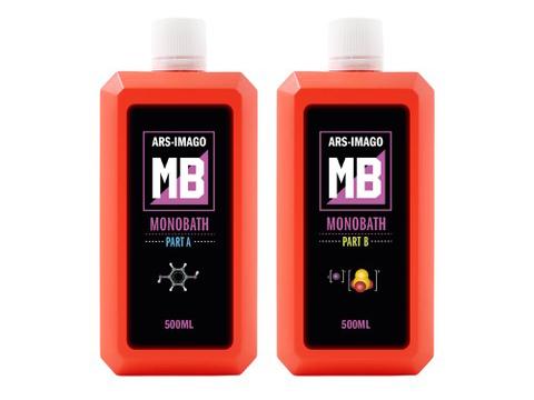「蔵CURA」1液タイプの現像液「MONO BATH」(MB500)