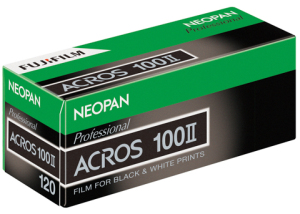 Fujifilm NEOPAN 100 ACROS II ブローニー