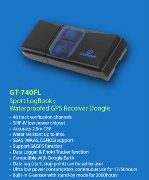 GT-740FL(GPS logger)